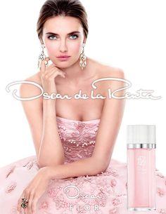 Alina Baikova - Oscar de la Renta Flor Fragrance 2015 Cr7 Underwear, Blush Lingerie, Fashion Advertising, Narciso Rodriguez, New Fragrances, Brian Atwood, David Beckham, Oscars, Covergirl