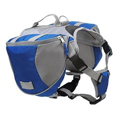 Docooler® Pet Backpack Dog Saddlebags Medium and Large Dogs Harness Bag Ideal for Outdoor Hiking Camping Training - http://www.thepuppy.org/docooler-pet-backpack-dog-saddlebags-medium-and-large-dogs-harness-bag-ideal-for-outdoor-hiking-camping-training/