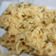 Cheesy Ramen Noodles - Allrecipes.com