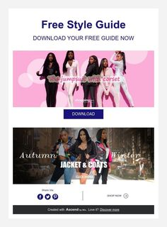 Free Style Guide Style Guides, Corset, Shop Now, Jackets, Free, Shopping, Down Jackets, Corsets, Jacket