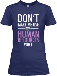 Human Resources Voice | Teespring