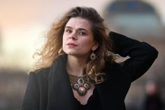 Special Necklace – Alex Gurau Photo Female Portrait, Portraits, Photography, Women, Fashion, Moda, Photograph, Fashion Styles, Head Shots