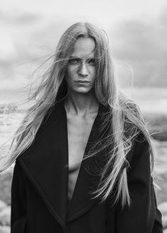 Jenny Sinkaberg by Janne Rugland for PS magazine.  Ph: Janne Rugland Style: Afaf Ali Hair & makeup: Jens Wiker Model: Jenny Sinkaberg / Teammodels