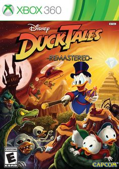 Duck Tales Remastered xbox 360