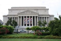 National Archives. Washington DC