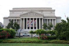 National Archives. Washington DC