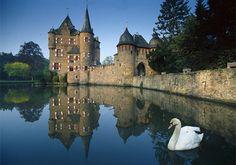 Satzvey Castle, The Rhineland, Germany