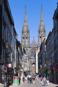 Clermont-Ferrand, Puy-de-Dôme, Auvergne_ France