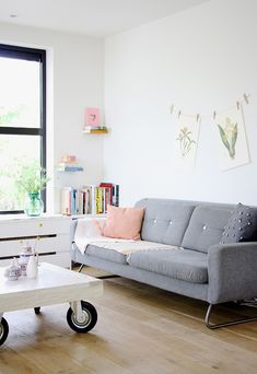 Homes with Heart: Eclectic Modern Family Home | Holly Marder for decor8
