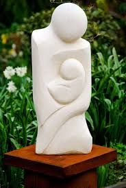 Image result for limestone sculpture Human Sculpture, Stone Sculpture, Sculpture Clay, Abstract Sculpture, Sculpture Ideas, Wood Carving Designs, Wood Carving Art, Stone Carving, Ceramic Figures