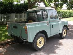 Series Land Rover Truck, Land Rover Pick Up, Land Rover Off Road, Land Rover Series 3, Land Rover Defender 110, Landrover Defender, Best 4x4, Land Rovers, Autos