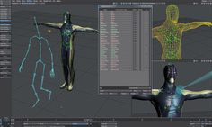 An overview of the features in NevronMotion 3d Design, Game Design, Motion Capture, 3d Animation, Motion Design, Video Game, 3ds Max, Future, Google