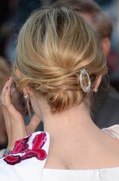 10 ideias de penteados com Emma Stone - Fashionismo