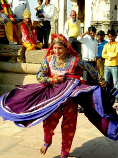 Exuberant Dance forms of Rajasthan