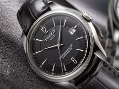 Tissot releases the new Ballade watch with new silicon balance spring.  Use only in high-end watches before this one will cost less than a thousand dollars.