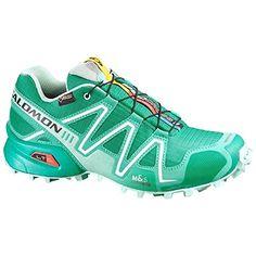 Salomon Speedcross 3 GTX Women Trail Laufschuhe emerald green-softy blue-igloo blue - 41 1/3 - http://on-line-kaufen.de/salomon/41-1-3-eu-salomon-speedcross-3-gtx-damen-6