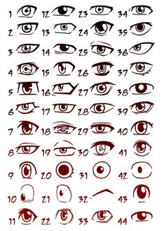 these are anime eyes. I always seem to have trouble at drawing eyes for some . zeichnung these are anime eyes. I always seem to have trouble at drawing eyes for some . Drawing Reference Poses, Design Reference, Drawing Tips, Drawing Sketches, Drawing Techniques, Art Reference, Eye Drawing Tutorials, Anatomy Reference, Art Tutorials