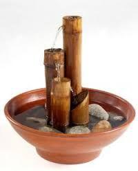 Resultado de imagen para fuentes de agua caseras para interiores                                                                                                                                                                                 Más