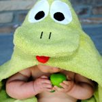 TUTORIALS for many different  HOODED TOWELS for the TUB and BEACH
