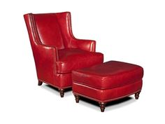 Shop for Hooker Furniture Club Chair, CC750-01-065, and other Living Room Chairs at Cherry House Furniture in LaGrange, KY. Leather: 065 Big Kahuna Coral Reef G/S (Coral). Inside dimensions: 21W x 23D.