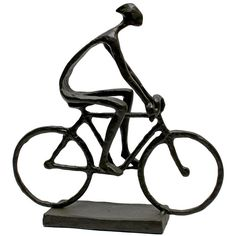 Bicyclette Statue