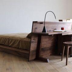 Móveis simples que economizam espaço