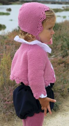 Free Knitting, Baby Knitting, Tricot Baby, Knit Crochet, Crochet Hats, Crawling Baby, Alaia, Baby Girl Fashion, Cute Kids
