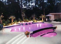 Purple pool!!!!!!!!!!!!!!!!!!!!!!!!