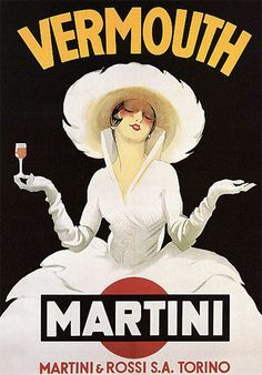 9 Beautiful Vintage Liquor Ads & Posters From The Turn Of The Century | VinePair