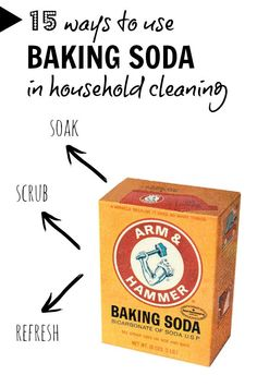 Naturally smart on pinterest homemade bleach hydrogen peroxide and yoga mat cleaner - Things never clean baking soda ...