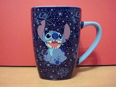 Disney Stitch Coffee Mug
