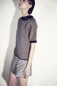 Bouchra Jarrar Spring 2014 Ready-to-Wear Collection Slideshow on Style.com