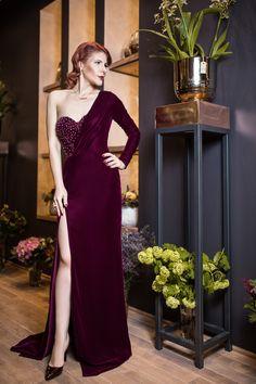 FotografulTAU-5808 Fall Winter 2015, Beauty Trends, One Shoulder, Chanel, Formal Dresses, Fashion, Dresses For Formal, Moda, La Mode