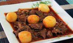 Picadinho de Carne ao Vinho: Receita fácil de preparar! Confira! Ingredientes: 3…