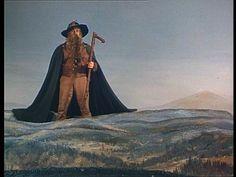 Fairy Tale - Krakonoš - ruler of the mountains (punish all bad)