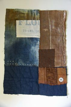 Thread and Thrift: More Minimal for the Fairfield Mill show by MANDY PATTULLO