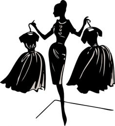 diva silhouette clip art | Various Cliparts clip art - Download free Other vectors