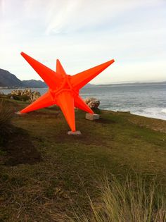Sculptures on the cliff path Hermanus 2014