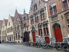 Bruges, Street View