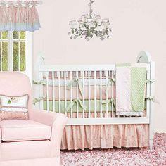 Princess Crib Set