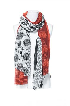 12 Thick-Enough Scarves For The Seasonal Transition #refinery29