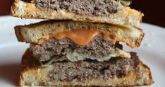 Wordless Wednesday       Let's Get Started:       Frisco Patty Melt   Copycat version of Steak 'n Shake   Slightly adapted from here    ...