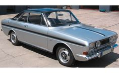 1968 Ford Taunus 15M RS Coupe