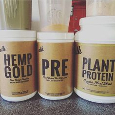 """Keeping your body running // """"Private lesson noon class then conditioning are on the agenda. Hemp Gold to hold me over for now pre for the class and conditioning and the plant protein for the drive home."""" -@chrisnoonanjj #jiujitsueveryday #athohana"""