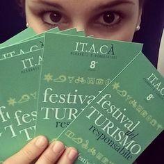 Ogni storia ha un inizio. Vi racconto la mia con #itacafestival : http://ift.tt/1N5KZ68  Vi aspetto dal 18-22 #maggio a #Rimini per colorare la città con il #turismoresponsabile in un vortice di eventi!  #responsibletourism #travel #eventi #viaggio #scoperta #rimini #turismo by veddeliz