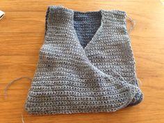 Hæklet Babyvest Crochet Top, Tops, Women, Fashion, Moda, Women's, Shell Tops, Fasion
