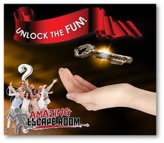 Unlock The Fun At Amazing Escape Room Sandy Springs