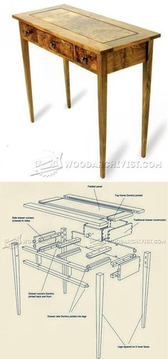 WoodArchivist is a Woodworking resource site which focuses on Woodworking Projects, Plans, Tips, Jigs, Tools Carpentry Projects, Cool Woodworking Projects, Woodworking Furniture, Furniture Plans, Wood Furniture, Building Furniture, Diy Furniture Projects, Wood Projects, Woodworking Basics