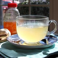 "Ultimate Cold Relief Home Remedy Tea | ""This steaming hot tea made with cider vinegar, garlic, honey, and cinnamon is perfect for when you feel a cold coming on."""