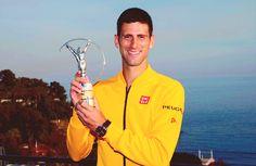 Novak Djokovic | Laureus Sportsman of the Year 2015